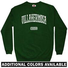 Villahermosa Mexico Men's Sweatshirt - Crewneck S-3X - Gift Tabasco Atlas FC MX
