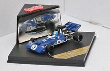 QUARTZO 4030 3906 4047 4064 TYRRELL F1 Voiture Modèle J Scheckter & F CEVERT 1:43 RD