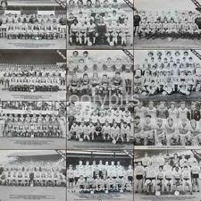 Revista mensual de fútbol equipo A4 Imagen/Póster de 1984 a 1990-Varios