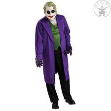 52 MAD JOKER Bösewicht Herren Kostüm Gr.L Anzug Comic Held Halloween # 0802
