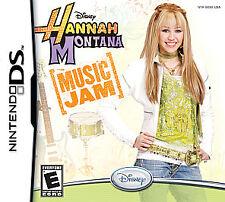 Hannah Montana: Music Jam (Nintendo DS, 2007) *Free Shipping*