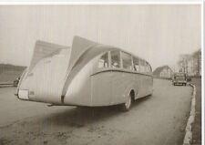 Ansichtskarte: Reisebus auf Opel - Fahrgestell, 1930