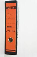 Service Manual Ordner Sony Konvolut LOT CFD-101 bis CFD-600 Ghettobluster