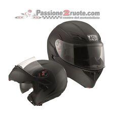 Helmet Agv Compacto St Black matt casco moto modular Helm XS S M L XL