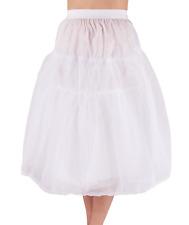 Flowergirl Bridesmaid Children Hoopless Net Petticoat/Kid Underskirt/Child Skirt