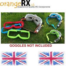 Fatshark FPV Goggles Foam Faceplate Padding & Head Strap Drone - orangeRX -uk