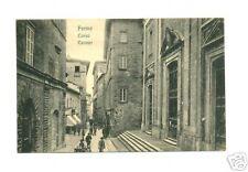 FERMO - CORSO CAVOUR (ASCOLI PICENO) 1913