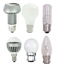 LAMPADINE LEUCI assortiti 40w golfbulb 60W Opal lampadina, Sfera LED, reflactor LED