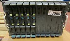 Fujitsu-Siemens PRIMERGY Blade with 5 BX620 S4 x Dual Quad Core Blade Servers