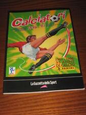 ALBUM CALCIATORI FIGURINE PANINI GAZZETTA DELLO SPORT 1996/97 1996 1997