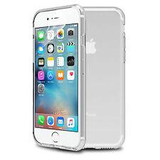 IPhone 7/iPhone 7 plus tpu gel clair arriere avec protecteur d'écran