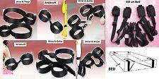 intera Body colletto & VITA & Wrist & COSCIA CAVIGLIA FETICCIO Set COSTRITTIVI