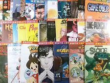 Auswahl : Gratis Comic Tag 2017