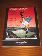 ALBUM CALCIATORI PANINI GAZZETTA DELLO SPORT 1963/64