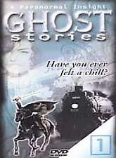 Ghost Stories Volume 1 DVD