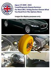 JAGUAR XF 2009-2015 SRS AIRBAG BYPASS RESISTOR SEAT PEDESTRIAN DRIVERS CURTAIN