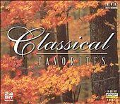 Various Artists : Classical Favorites 1-10 CD