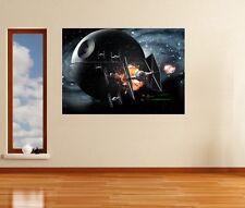 Star Wars Death Star Giant 1 Piece  Wall Art Poster VG108