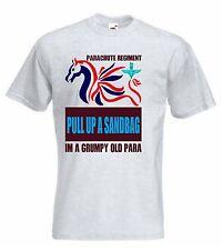 Paracord Régiment tshirt 1 para 2 para 3 paras 4 para Grincheux Para T-Shirt