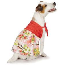 Dog Hawaiian Breeze  Dog Dress Sundress Aloha Tropical Style Hawaii Pet XXS-M
