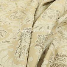 moderno motivo damascato oro argento brillantezza effetto beige fodera