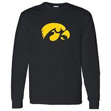 Iowa Hawkeyes Primary Logo Licensed Unisex Long Sleeve T-Shirt