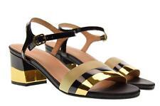 Gioseppo scarpe donna sandali tacco basso 44131 NERO P18