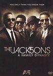 The Jacksons: A Family Dynasty - LikeNew  - DVD
