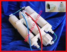 depuratore OSMOSI INVERSA con filtri BIG,ACQUARIO,PESCI,IDROPONICA,