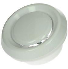 Upmann Abluftventil Tellerventil weiß 100-125-150 mm