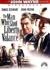 The Man Who Shot Liberty Valance (DVD, 2013) - NEW!!