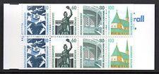 Germany - 1989 Definitives sights Mi. MH 26 mZ MNH
