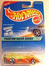 HOT WHEELS #532 PHANTOM RACER SERIES ROAD ROCKET OR/YW