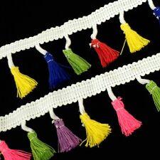 1m of Mini Tassels Tassel Trimming Sewing Trim Craft Jewellery Making Clothes