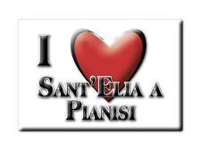 CALAMITA MOLISE FRIDGE MAGNET MAGNETE SOUVENIR LOVE SANT'ELIA A PIANISI (CB)--