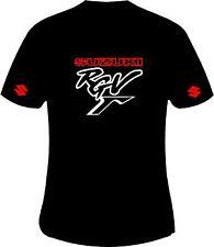 Suzuki RGV 125/250/500 Gamma Style Motorcycle Printed T Shirt in 6 Sizes