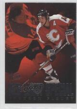 1995 Fleer Ultra Red Light Specials #2 Theoren Fleury Calgary Flames Hockey Card