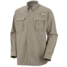 NEW Columbia Men's Bahama II Long Sleeved Shirt By Anaconda