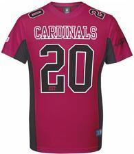 Majestic Athletic Arizona Cardinals NFL Moro Poly Mesh Jersey Tee T-shirt maillot