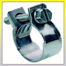 10 x 13mm > 14mm MIKALOR Mini Petrol Diesel Rubber Fuel Line Hose Clips Clamp
