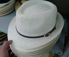 cappello  Cubano uomo estivo paglia elegante cerimonia fontana hat man