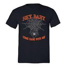 Spiderweb T-shirt Halloween Costume Jack O Lantern Skull Day of Dead Tshirt