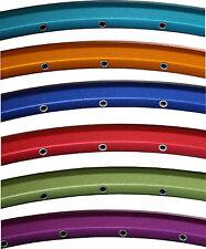 26 Zoll Disk Felge Erdmann DH-01 sand blasted 559/19 32 Loch diverse Farben