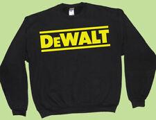 Crew Neck Sweat Shirt, Business Professional, Craftsman, Tools, Dewalt, Heavy