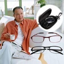 Bifocal Eyewear With Case Vision Care Folding Eyeglasses Reading Glasses