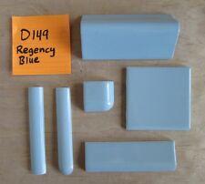 Discontinued vintage Dal Semi Gloss Tile 100 series D127 129 D136 D137 D138 D145