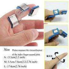 Stiffness Relief Mallet Trigger Finger Splint Support Brace Straighten Bent