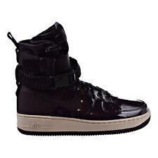 Nike SF Air Force 1 SE Premium Women's Shoes Port Wine/Space Blue aj0963-600