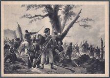 GIUSEPPE GARIBALDI 16 RISORGIMENTO UNITÀ D'ITALIA Cartolina
