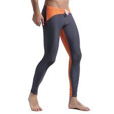 Mens Surfing Swim Pants Rash Guard Running&Fitness sports pants leggings